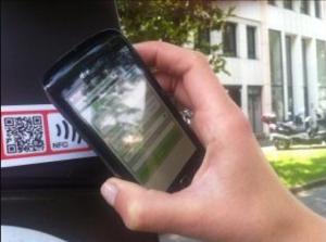 Paiement du stationnement par mobile avec PayByPhone