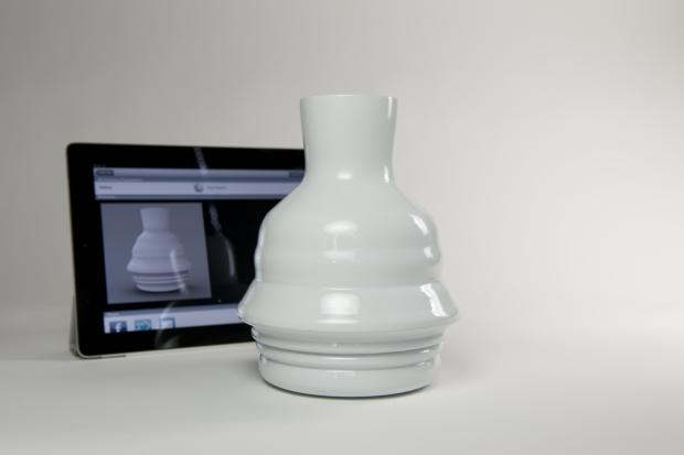 Vase Sculpteo