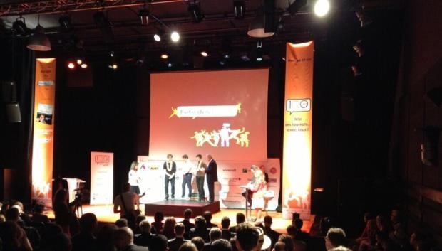 Concours 10 gagnants r compens s au concours 100 jours for Idee pour entreprendre