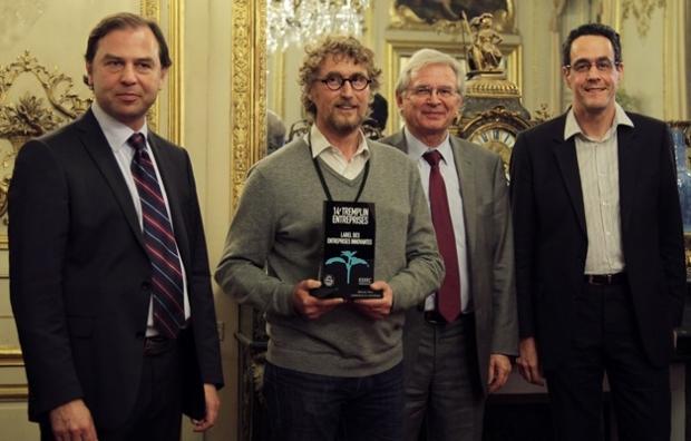Tremplin Entreprises 2013_Grand Prix_Evioo