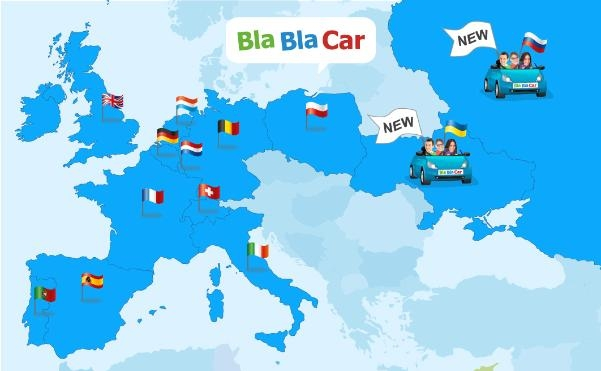 startups blablacar se lance en russie et annonce son premier rachat hors d 39 europe maddyness. Black Bedroom Furniture Sets. Home Design Ideas