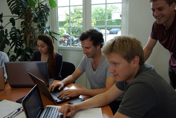 aquitaine startup