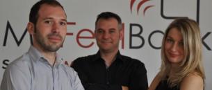 #Toulouse : MyFeelBack lève 1,3 million de dollars et part ouvrir une filiale à New York