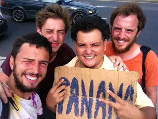 sharing bros panama