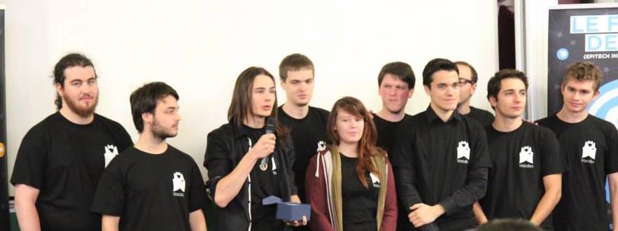 vocalys team