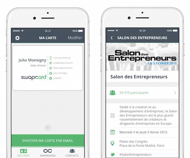 Networking A Loccasion Du Salon Des Entrepreneurs Pensez