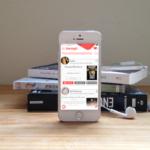 #Appliness : 4 apps à découvrir cette semaine : Coureo, Gustomember, Swingli et Cinétime