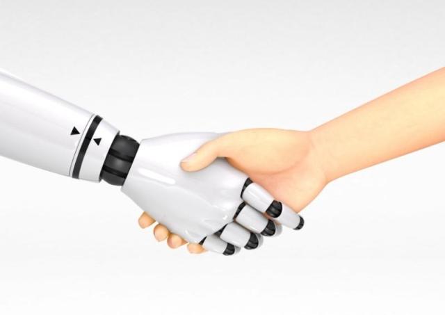 Humain et Robot - Equipe