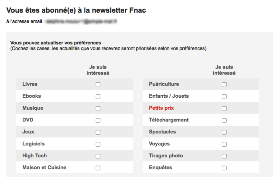 fnac email