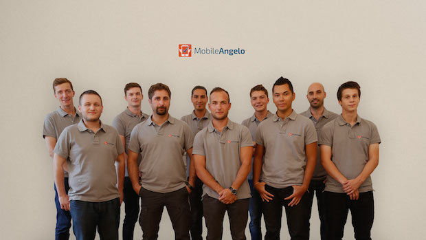 mobile angelo team