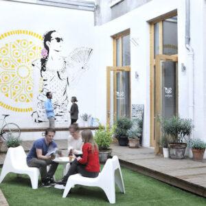 maddypitch slo living hostel l 39 auberge de jeunesse. Black Bedroom Furniture Sets. Home Design Ideas