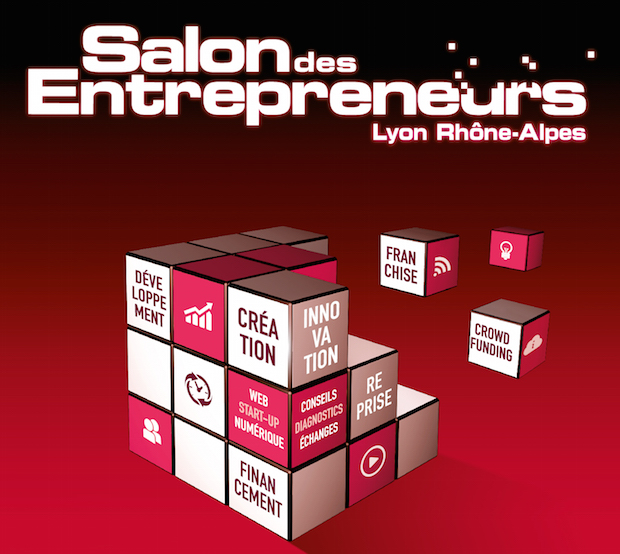 Salon des entrepreneurs 2015 lyon maddyness for Salon de lyon 2015