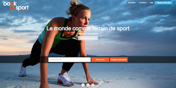 book&sport