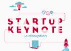 Startup-Keynote-Disruption