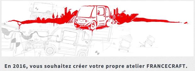 FranceCraft