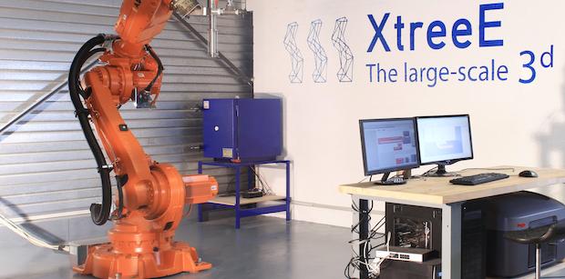 Robot XtreeE - copie