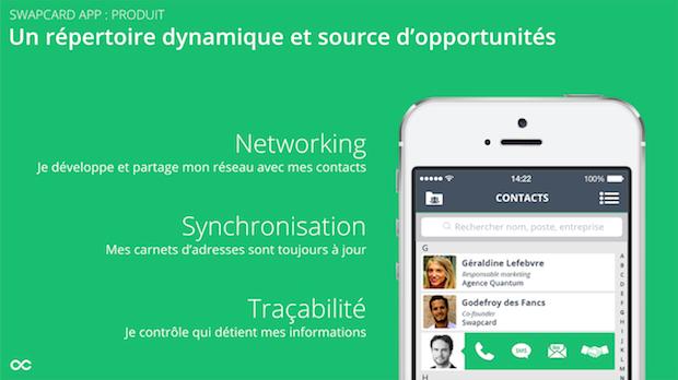 Slide 9 Swapcard App Le Produit 2