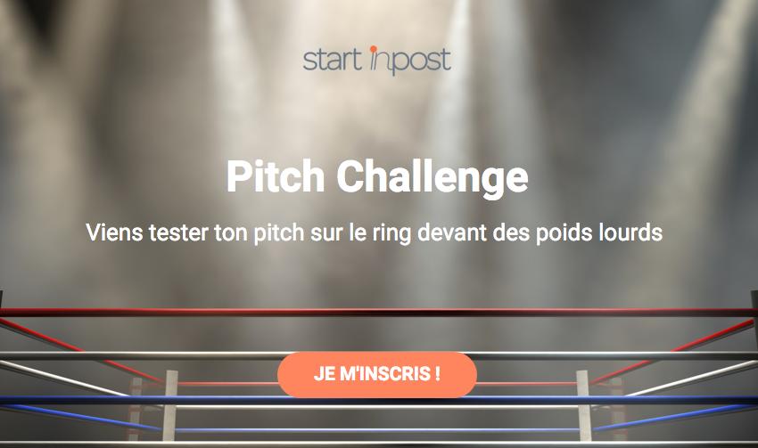 Pitch Challenge La Poste