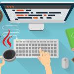 #Infographie : Salaire, spécialité, type de contrat : quel est le profil type du développeur français ?