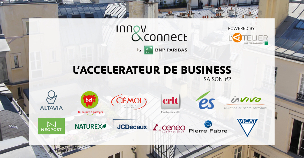 innov and connect bnp paribas