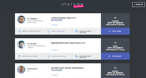 Invivox-site