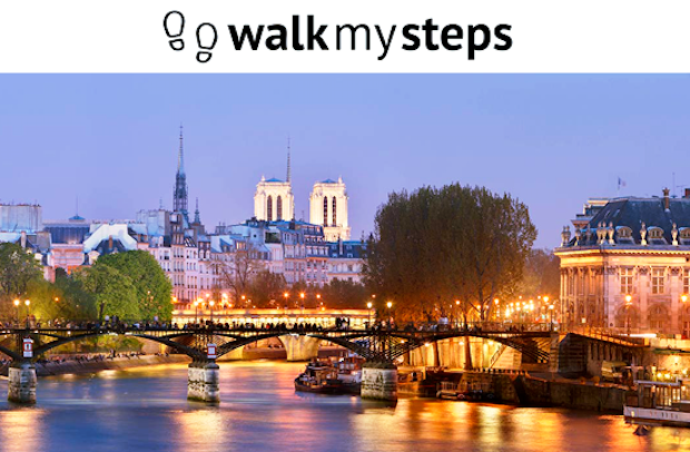 walk my steps