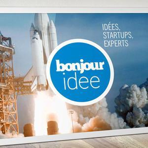 Bonjourid e et la startup de l 39 ann e est maddyness for Idee auto entrepreneur 2016