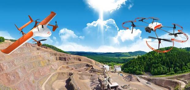 heliceo drones