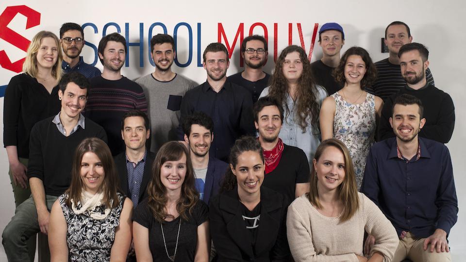#Exclu : SchoolMouv lève 1 million d'euros pour révolutionner le soutien scolaire