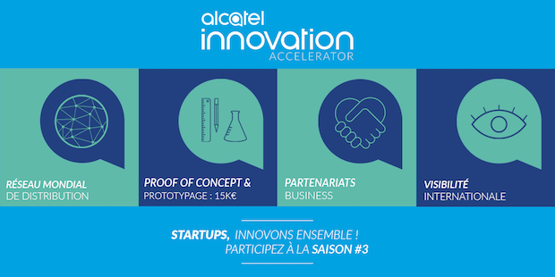 innovation accelerator alcatel