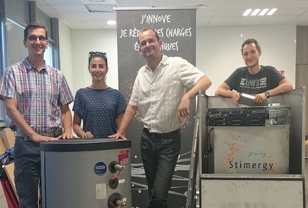 stimergy team