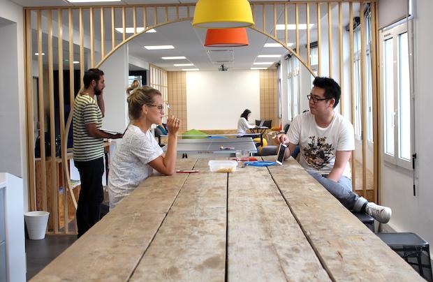 Quand l histoire d une startup se reflète sur ses murs visite