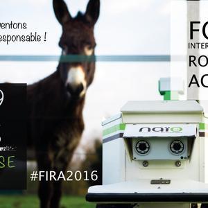 FIRA : Forum International de la Robotique Agricole
