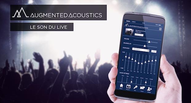 augmented acoustics app