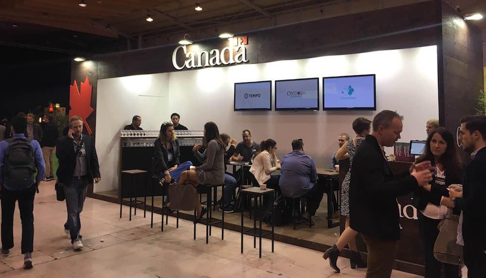 Canada Web Summit Lisbonne