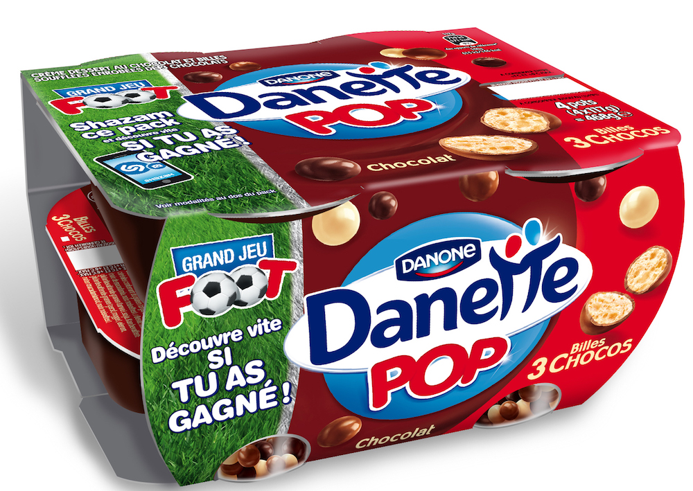 Shazam - Danette
