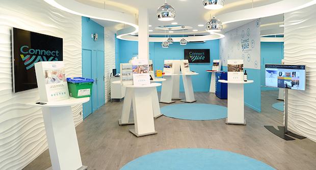 connectwave showroom