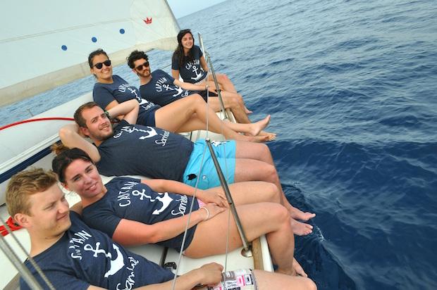 samboat startup