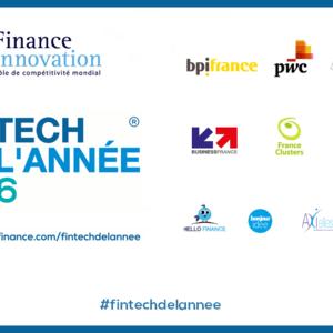 La Fintech de l'année est un concours innovant créé par le Pôle de compétitivité mondial Finance Innovation.