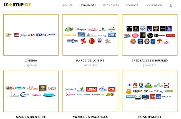 startups CE