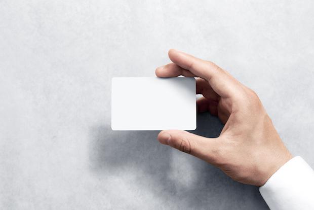 branding cartes visites