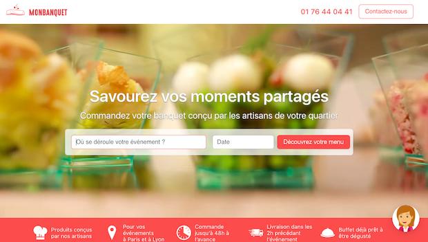 monbanquet site