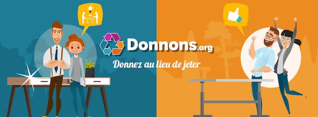 donnons