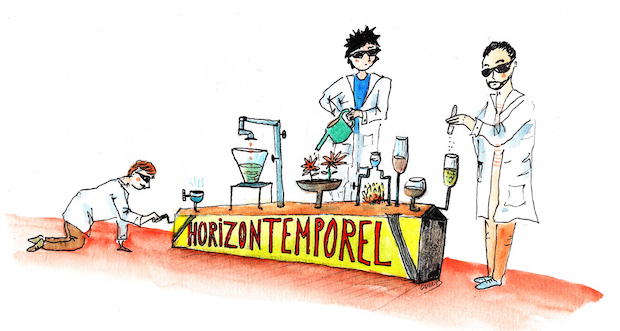 livementor horizon temporel