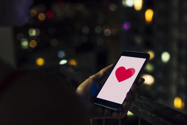 Virtual love.