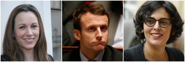 Macron montage