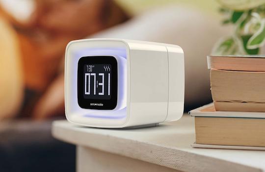 Sensorwake, le réveil qui vous met de bonne humeur avec de savoureuses odeurs