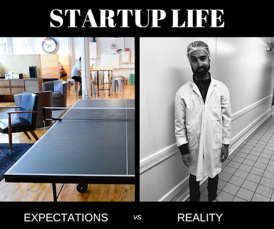startuplife
