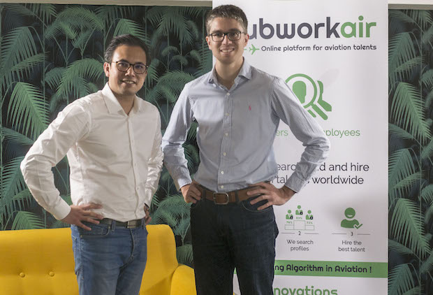 Hubworkair Co-Founders