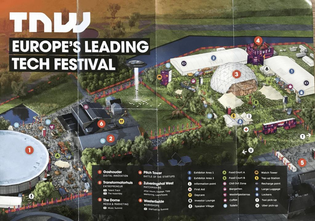 tnw festival map
